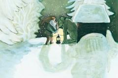 A. Lindgren - K. Crowther Mentre tutti dormono